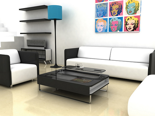 Shownique (coffee table) ....... M&A furniture